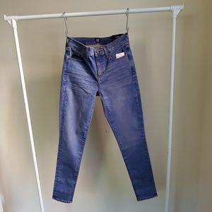 Gap Sculp True Skinny jeans